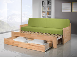 rozkládací postel Dopio
