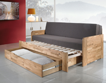 rozkládací postel Massimo